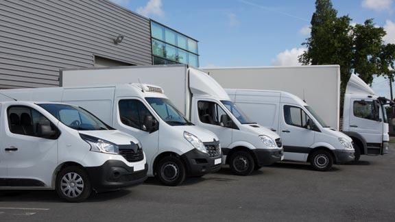Nutzfahrzeuge und Transporter Ankauf