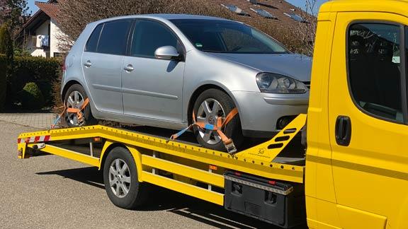 VW Ankauf von Gebrauchtwagen