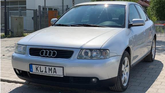 Ankauf von Audi A4