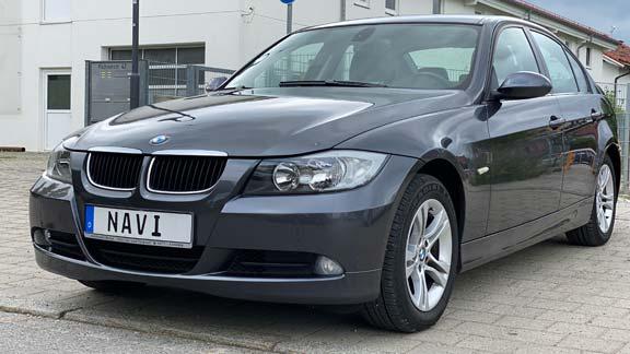 Ankauf BMW 320d Gebrauchtwagen