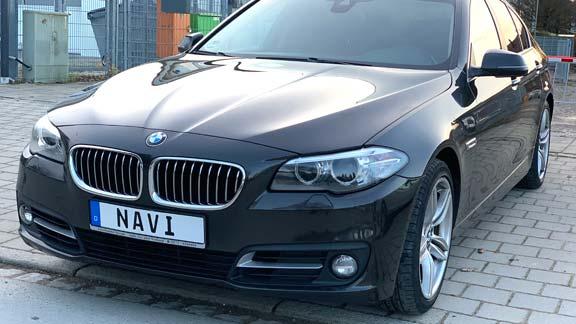 Ankauf BMW 530d Gebrauchtwagen