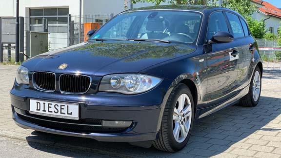 Ankauf von 1er BMW