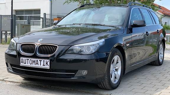 Ankauf von BMW 525i